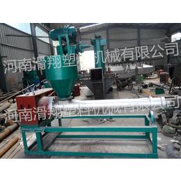 河南省滑县废旧编织袋塑料造粒机设备