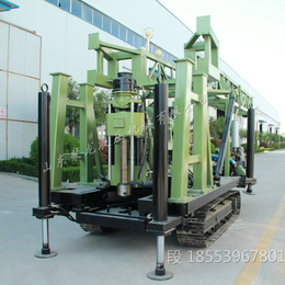 山东聚龙 XYD-44A 履带岩芯钻机 水井钻机 打井机