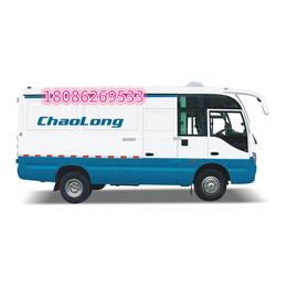 东风超龙厢式货车6米多少钱