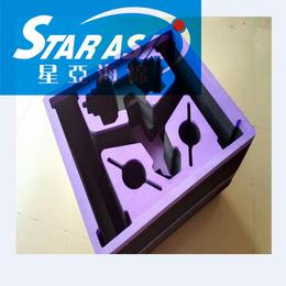 海绵EVA内衬包装盒 裱绒海绵EVA贴合包装内衬防水厂家定做