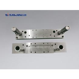 厂家提供精密加工 锂电池极片模具 软包电池极片模具