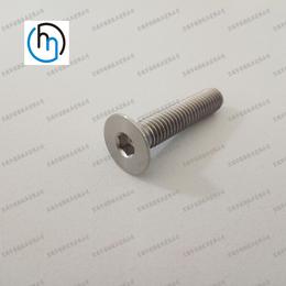 钛沉头内六角螺栓非标内六角螺栓加工订制钛非标紧固件厂家直销