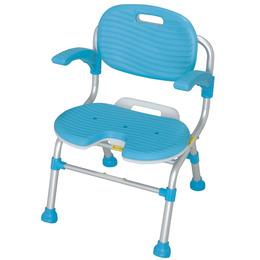 供应日本TacaoF特高步进口防滑折叠浴室凳T-SCU01