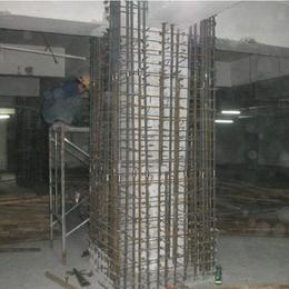 结构加固设计施工 柱子加大截面缩略图