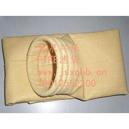 PTFE耐高温针刺毡镇江PTFE滤袋使用寿命长的除尘袋