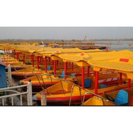 7月付友玻璃钢造船厂热卖,厂家直销新款580电动游艇