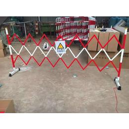 绝缘伸缩围栏价格 管式玻璃钢围栏批发 围栏生产厂家
