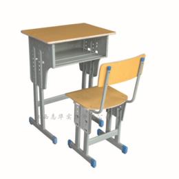 江西 学生课桌椅 单人培训班课桌