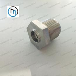 厂家订制各种高强度钛合金管接头钛接头传动接头非标异形件定做