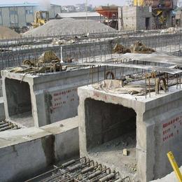 预制构件制作安装 桥梁空心板