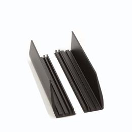 触摸屏铝型材加工厂家 亮银是专业高端加工生产厂家