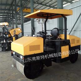 3吨压路机 震动压路机 双轮压路机质量好价格便宜