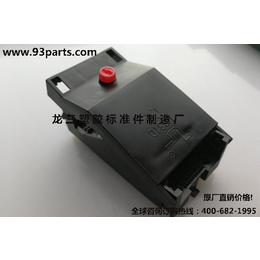 三位按压端子接线盒 免螺丝快速装配 龙三厂家直销
