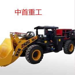 四驱井下装载机的维修保养 矿用装载机尺寸