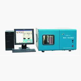 鹤壁天冠KZDL-6微机一体定硫仪