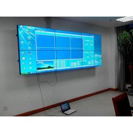 宁德三星55寸高清3.5mm液晶拼接屏OEM大屏幕拼接墙整机