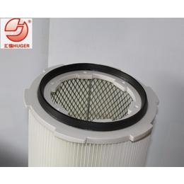 厂家直销通用快拆式六扣除尘粉末滤芯来图订制按标生产