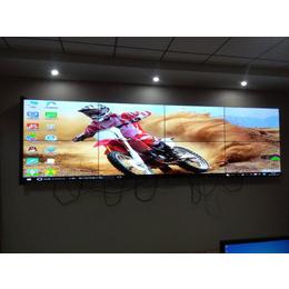 合肥三星55寸高清3.5mm液晶拼接屏OEM大屏幕拼接墙整机
