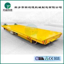 涂装设备电动钢包车抱轴式减速机地铁维修无动力平板车免检设备