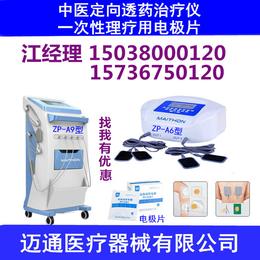 中频脉冲透药仪产品原理