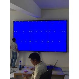 舟山三星55寸高清3.5mm液晶拼接屏OEM大屏幕拼接墙整机