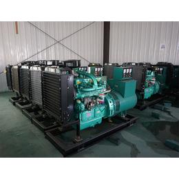 供应工程施工常用30千瓦潍柴油发电机组