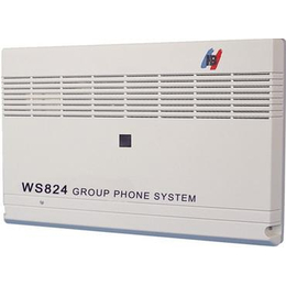 新余国威WS824集团电话电话交换机