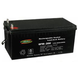 太阳能路灯专用蓄电池12V100AH出厂报价