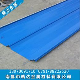 江西彩鋼瓦不銹鋼鋼材南昌彩鋼瓦可加工業務一件代發