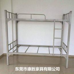 工厂员工铁床 员工宿舍铁架床价格 员工宿舍铁架床尺寸