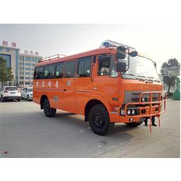 出口柴油四驱客车 4驱越野客车 23座四驱越野巴士
