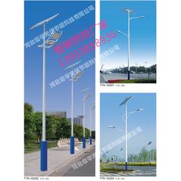 顺平县乡村6米太阳能路灯价格 楷举牌风光互补路灯厂家直销