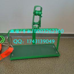 吊椅 高空滑板 线路检修工具 单人吊椅