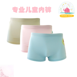 中山市女童可爱印花平角内裤 加工