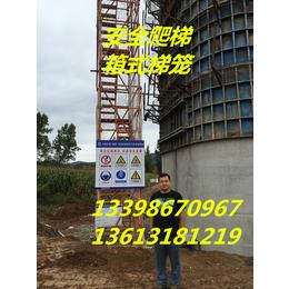 建筑施工耐用酬勤优质安全爬梯