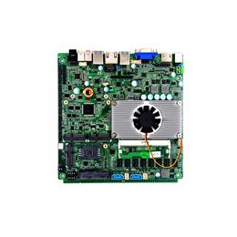 厂家支持TOP80B集成I3 4010U处理器板载4G内存