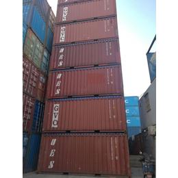上海二手集装箱二手开顶集装箱低价出售