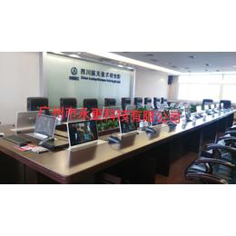 四川航天技术院完工案列21.5寸液晶超薄高清升降一体机电脑