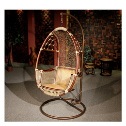 供应厂家直销7000 印尼真藤吊篮挂椅秋千鸟巢