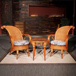供应厂家直销3004 天然真藤椅子