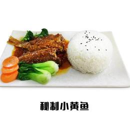 小火夫 方便料理包半成品快餐包秘制小黄鱼