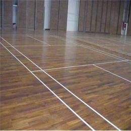 北京欧氏地板新款特卖篮球木地板