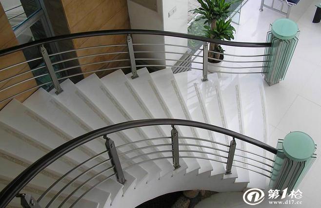 楼梯护栏的安装施工步骤