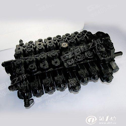 湖南宁乡县三一265c多路阀 挖机多路阀公司图片