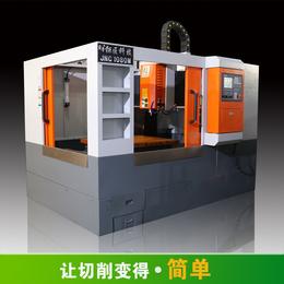 钜匠JNC-1080M数控高速龙门cnc模具雕铣机 可带刀库