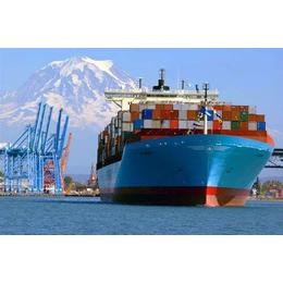 广西钦州到上海海运集装箱公司