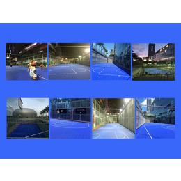 深圳悬浮式拼装地板 室外球场专业拼装地板