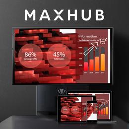 MAXHUB会议平台 智能触控笔白板