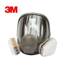3m6200呼吸防护器 3M6200防毒面具