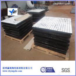 包头赢驰专业制作电厂用氧化铝陶瓷橡胶三合一复合板